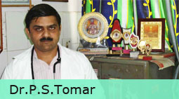 Dr PS Tomar-aashirwad nursing home